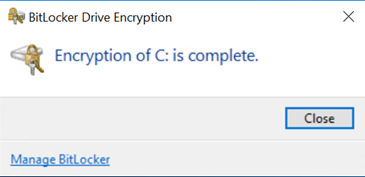 Configure Endpoint Protection (Bitlocker) with Intune on