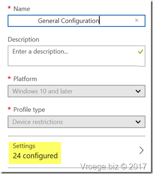 Intune Policy conflicts caused by 'hidden' setting – The